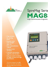 Spire Metering SpireMag Series MAG888 High-Performance Magnetic Flowmeter - Brochure